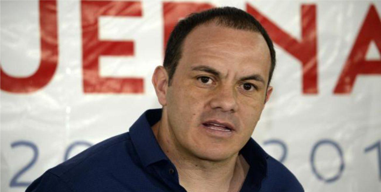 El INE investiga a 'Cuau' por 'contrato millonario'
