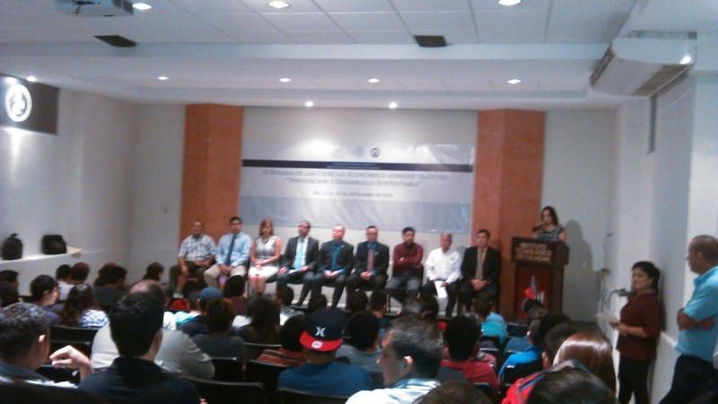 ll Semana de la Ciencia Económico-Administrativo en el Tec e Culiacán