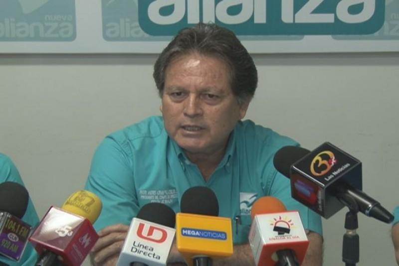 PRI y PANAL avalan iniciativa del gobernador para modificar atribuciones en materia de seguridad