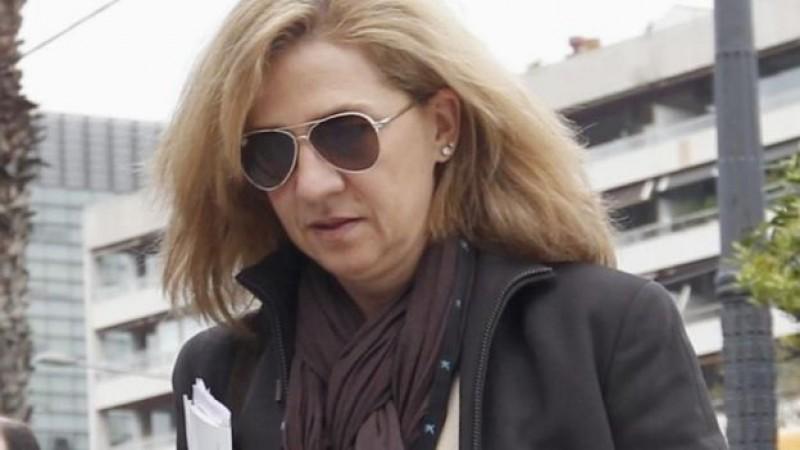 Infanta Cristina, imputada por delito fiscal