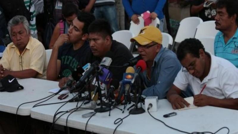 En desacuerdo Padres de Ayotzinapa con declaraciones del Procurador