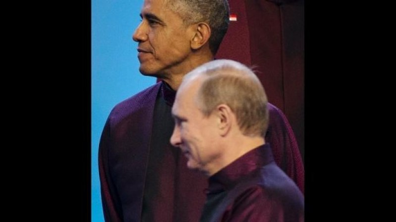 Obama y Putin coinciden en Beijing