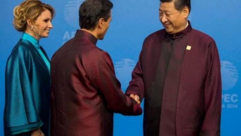 EPN  inicia actividades en China