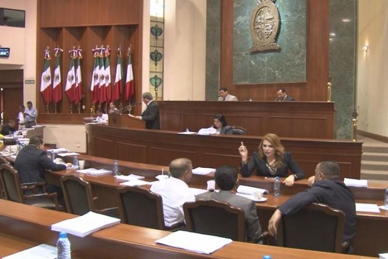 Dan 2da lectura a iniciativa sobre ley de obras públicas
