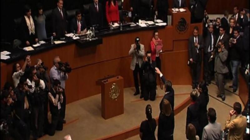 Luis Raúl González Pérez nuevo Presidente de la CNDH