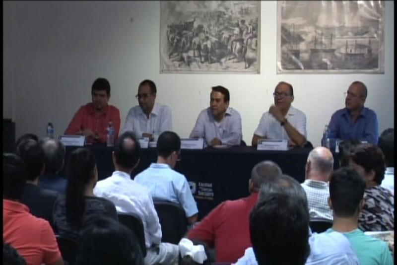 UAS y Colegio de Sinaloa realizan la presentación del  libro 5 de mayo