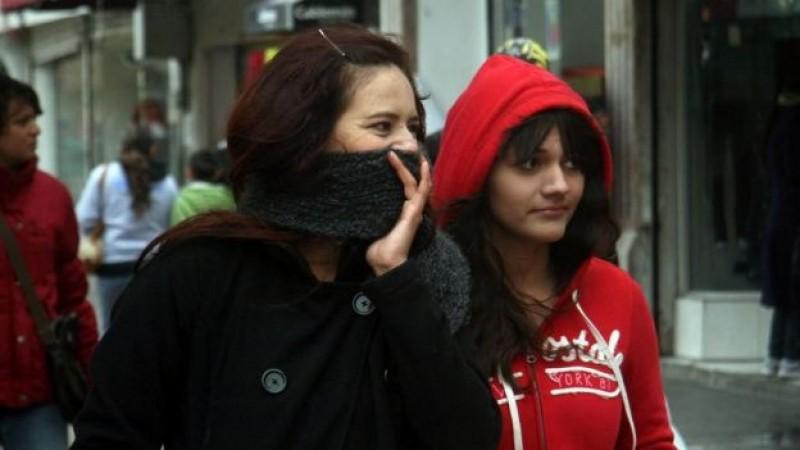Lluvias fuertes provocará el frente frio 11 en Veracruz