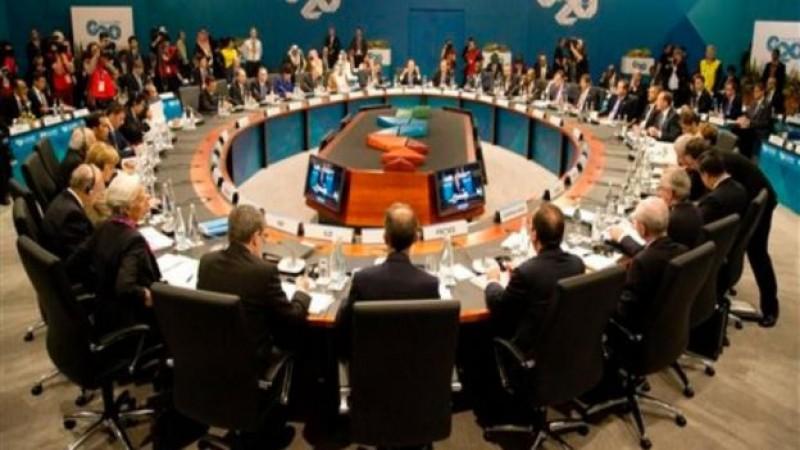 Inicio el G 20 en Australia