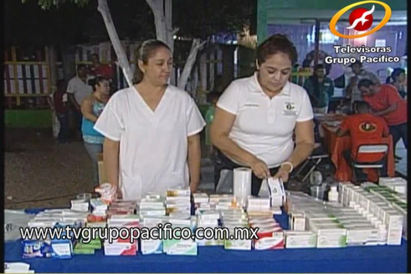 Beneficia Ganfer con servicios gratuitos de salud