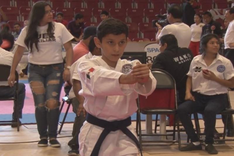 Un éxito el XXI Torneo Nacional de Artes Marciales
