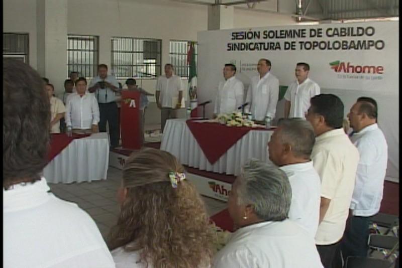 Conmemoran 128 años de la fundación de la sindicatura de Topolobampo