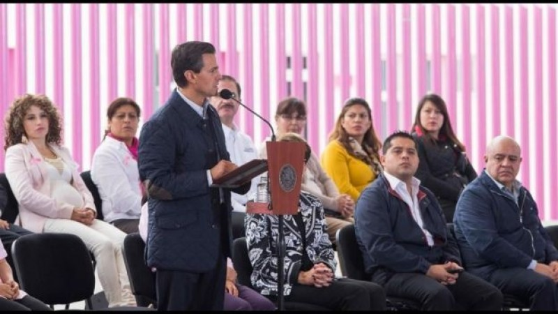 EPN dice que hay intereses en desestabilizar al País