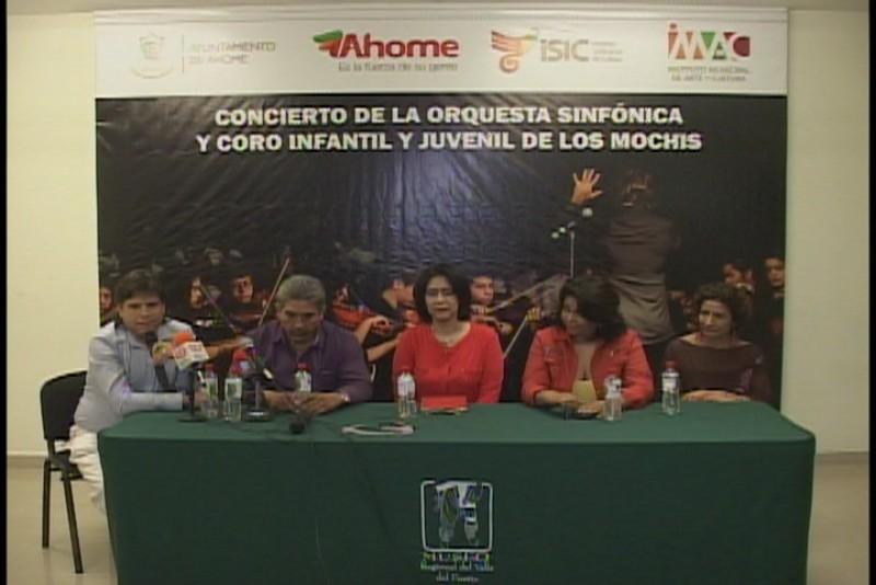 Invitan a concierto de la orquesta infantil en Higuera de Zaragoza