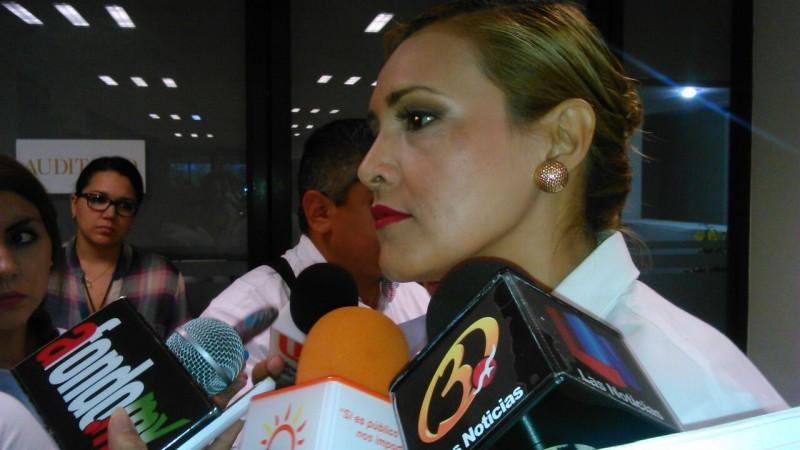 Directora de ISMUJERES lamenta muerte de María Luisa Zambada