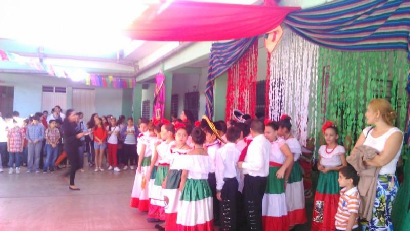 Celebran la Revolución Mexicana