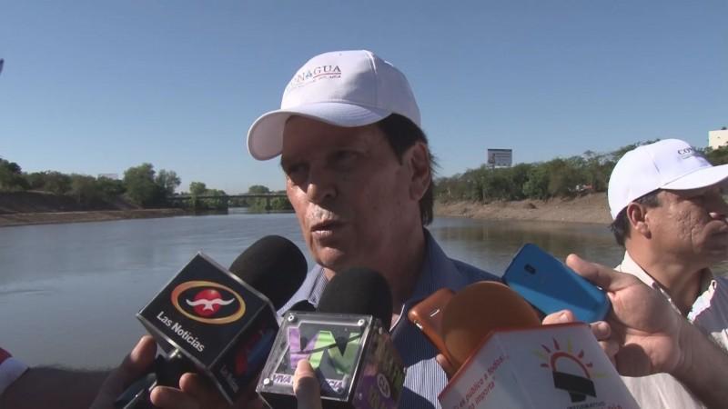 Conagua dispuesta a introducir agua potable a pueblos afectados por la mina en Concordia