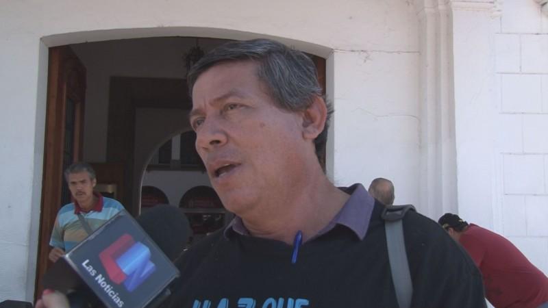 """Amenazan pepenadores de la cooperativa """"Progreso"""", con iniciar huelga de hambre el próximo lunes 24 de noviembre."""
