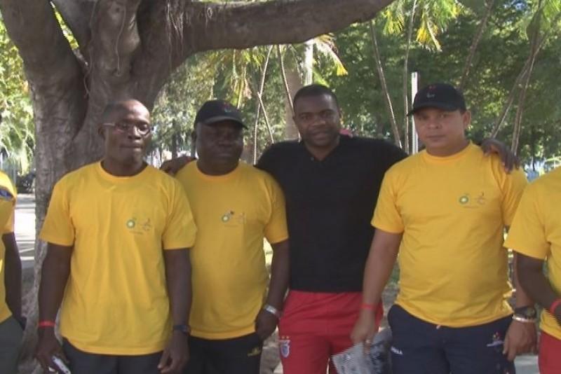 Angola bienvenido al  mundial  de  amputados