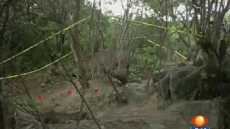 Encuentran más fosas clandestinas en Iguala
