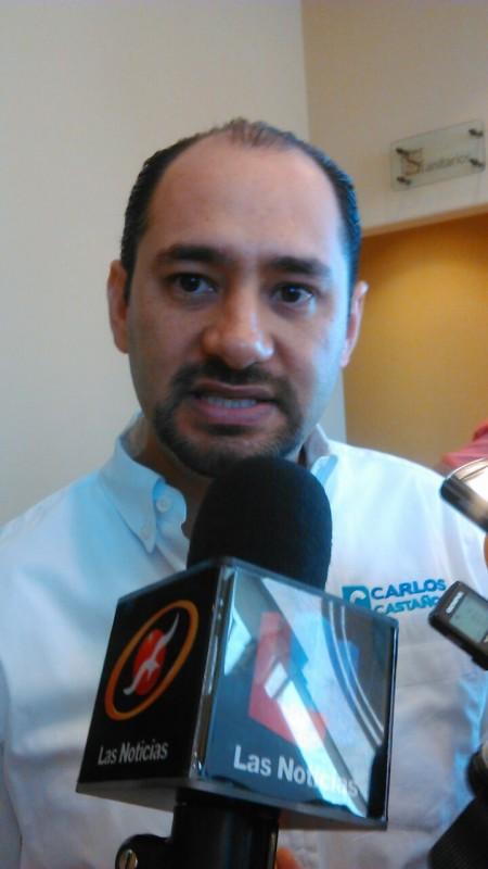 Se pronuncia Carlos Castaños por la alerta de género