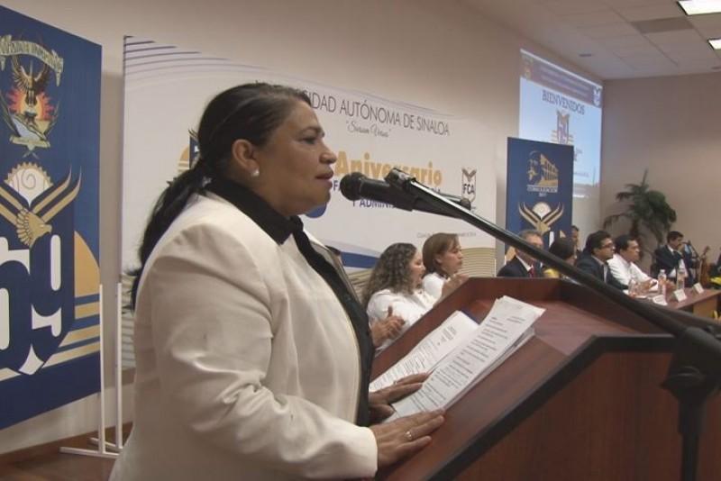Facultad de Contaduria y Administración de la UAS, festeja su 69 aniversario