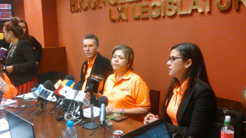 Yudit del Rincón en contra de solicitar alerta de género