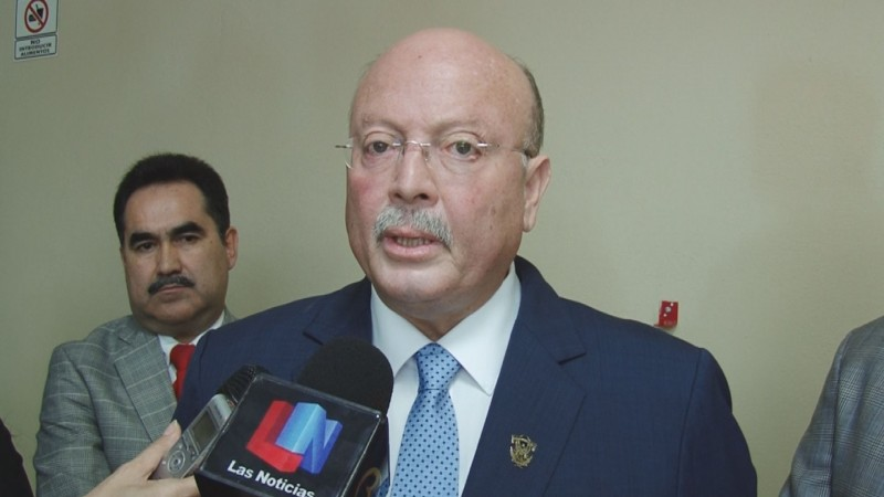 Se compromete Gobernador en conseguir recursos para la UAS.