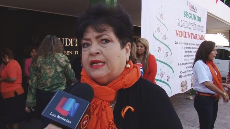 Defiende Martha Tamayo actuación de Marcial Liparoli en Los Mochis