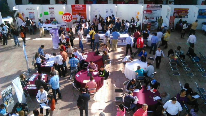 Inicia Feria del Empleo Culiacán