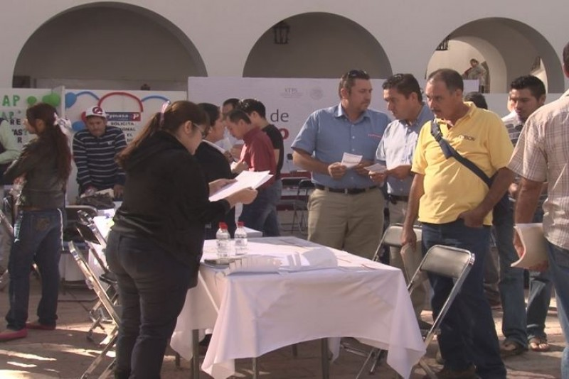 Feria del empleo ofrece 300 vacantes.
