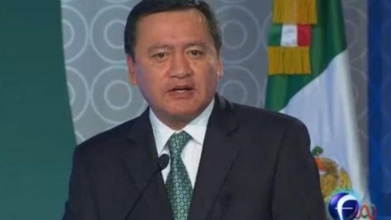 Osorio: Investigación de caso Iguala dejará satisfechos a mexicanos
