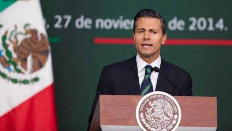 EPN anuncia decálogo para seguridad y justicia