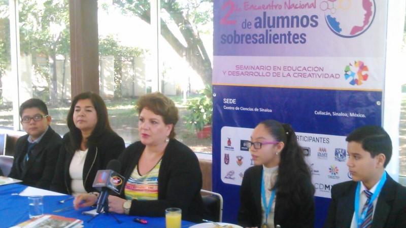 Anuncia el CCS Encuentro Nacional de Alumnos Sobresalientes