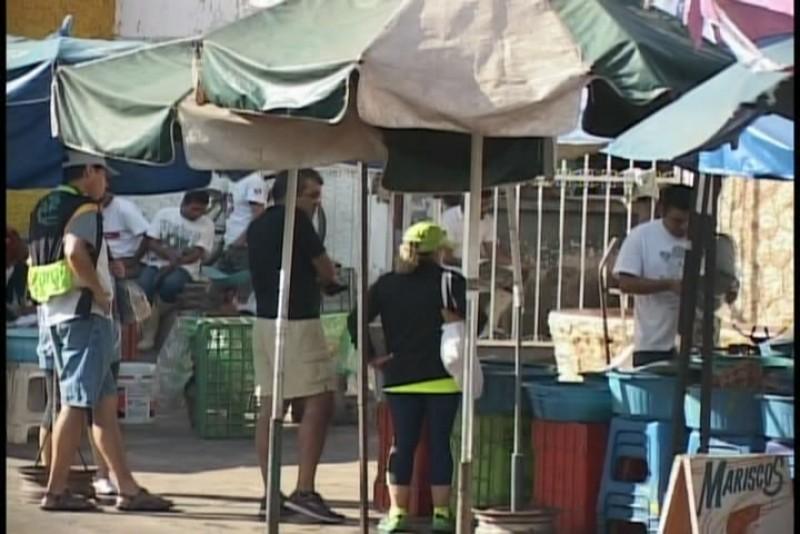 Turismo deportivo reactiva las ventas de camarón