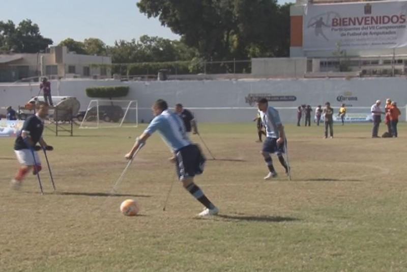 México-Argentina,  jueves en finales de amputados