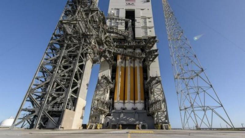 NASA pospone lanzamiento de la cápsula Orion