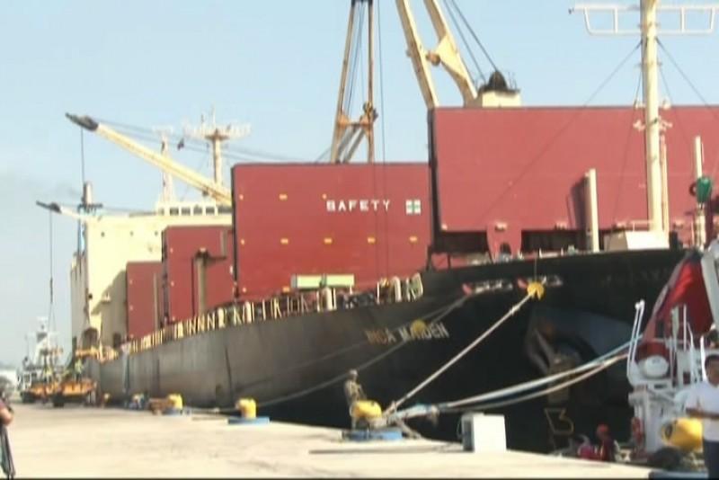 Aumenta el movimiento de mercancia marítima en el 2014: Barrón