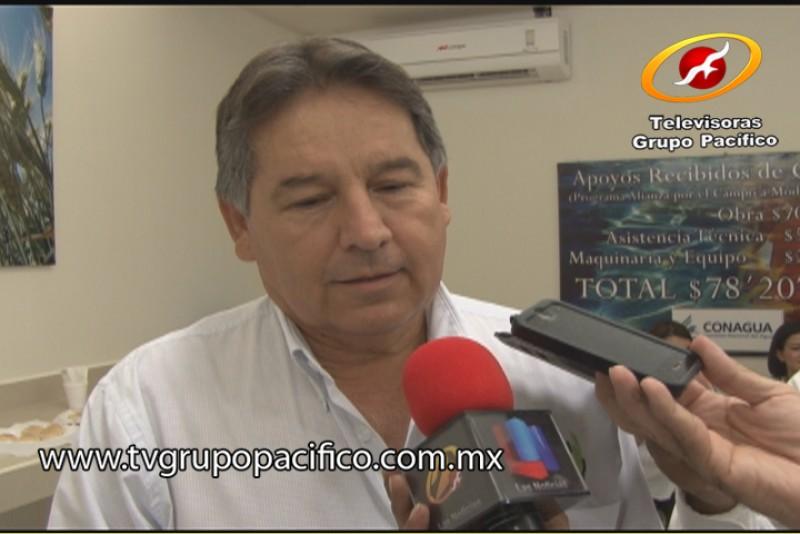 Carlos Esquer satisfecho por haber dirigido la Asociación de Horticultores