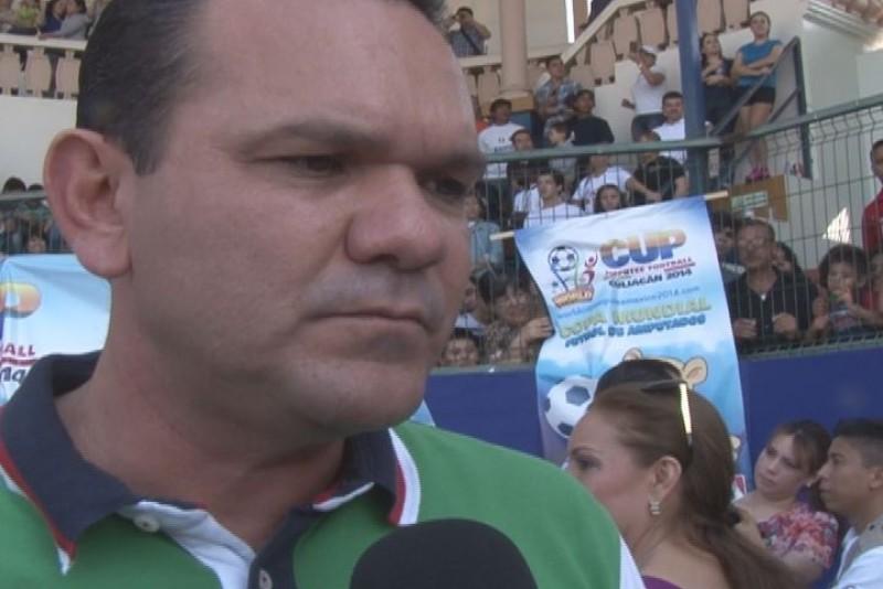Queremos que regresen los amputados: Alcalde