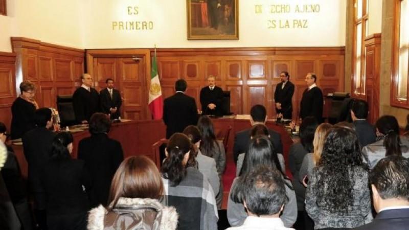 México atraviesa una crisis social: Ministros de la SCJN