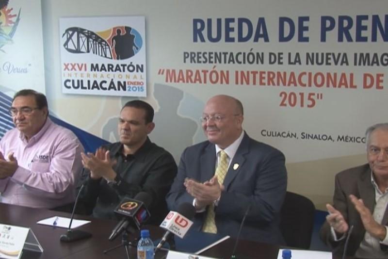 3000 atletas al  XXVI maratón de Culiacan: vega
