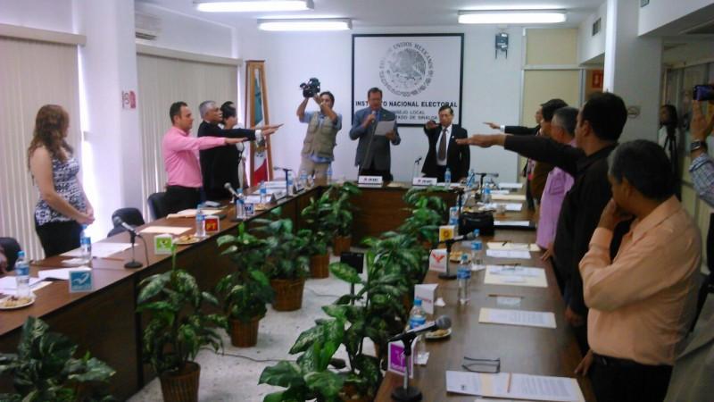 18 mil mdp se gastarán el proceso electoral de 2015