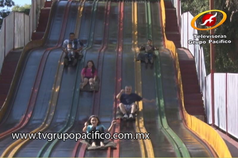 Abrirá Parque Infantil Ostimuri en Navidad y Año Nuevo