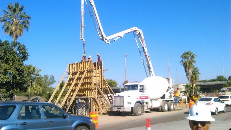 Avanzan obras de infraestructura en la ciudad