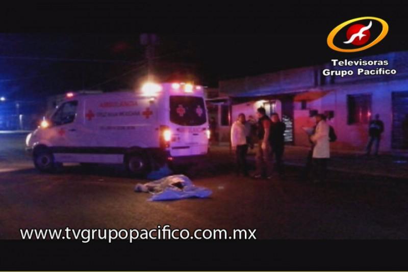 Lesionado de bala y degollado atendieron Socorristas de Cruz Roja.