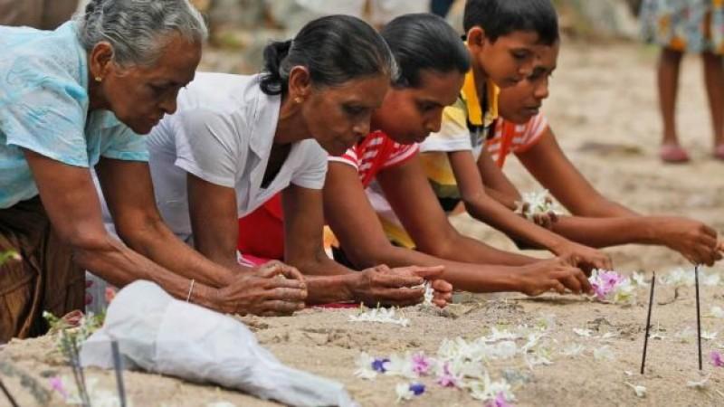 Asia recuerda a víctimas del tsunami de 2004