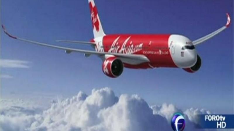 Desaparece avión en Indonesia