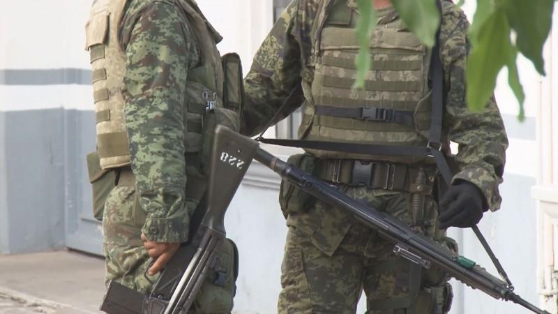 """En operativo militar capturan a """"el 80"""""""