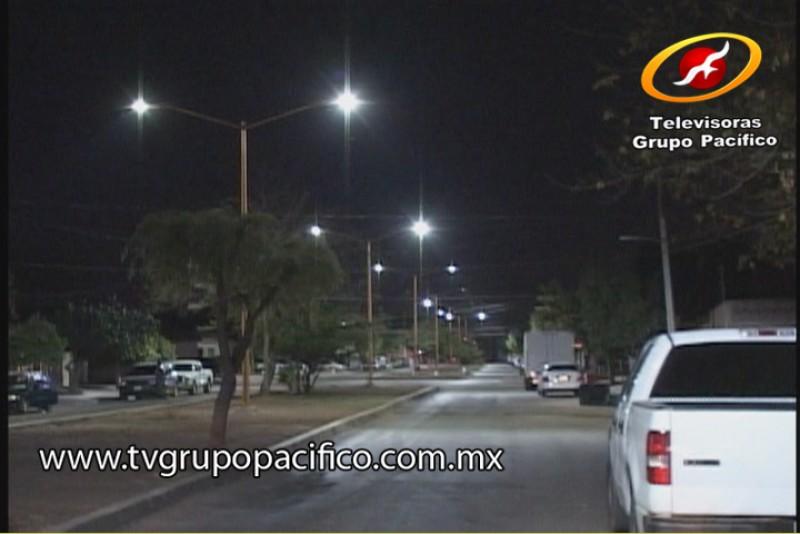 Luminarias LED reflejan ahorro en gasto administrativo