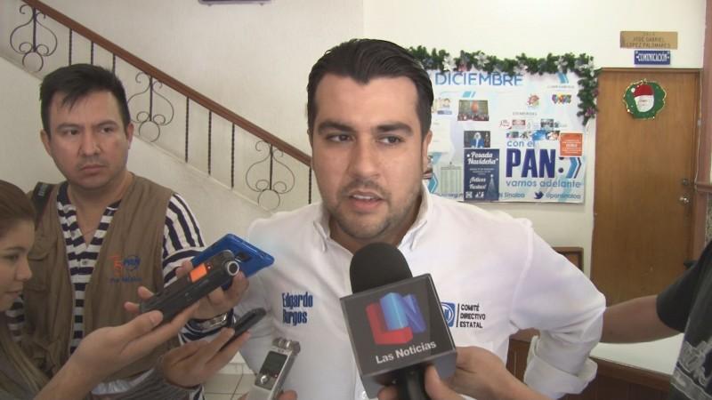 Reconoce Edgardo Burgos tenacidad de Clouthier en la busqueda de una candidatura ciudadana